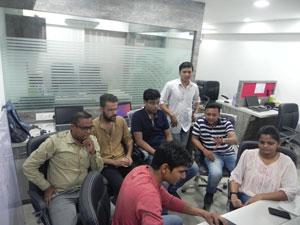BasilRoot team internal training